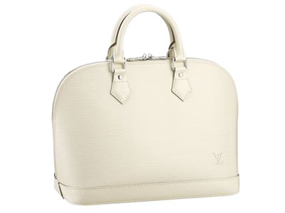 8 500.00.  Сумка Louis Vuitton Alma Epi Leather Ivory.