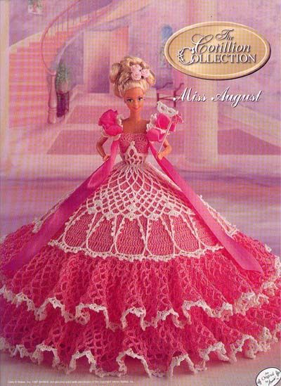 Одежда для кукол (вязание крючком, идеи)