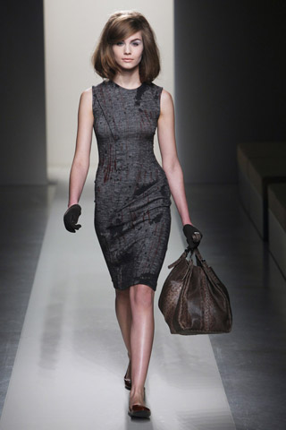 Платье футляр 2012(Bottega Veneta, Emilio Pucci)