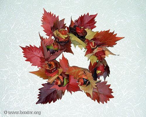Осенние поделки своими руками из овощей.