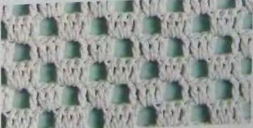 как вязать угол в филейном вязании
