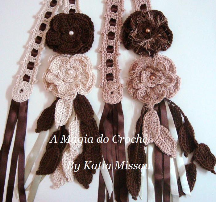 Картинка из рубрик: Схемы вязания крючком платье.
