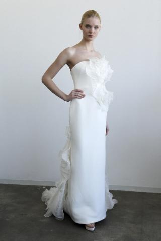 Платья дизайнеров, которые я хочу вам показать, всемирно известны и...