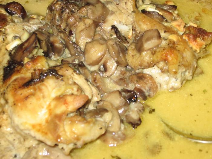 Сметана — г чеснок — 2 зубчика соль, перец — по вкусу масло растительное — 1 ст.