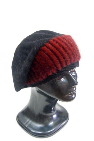 Как сделать шапочку из обрезков меха. вяжем шапочку. гетры из меха.