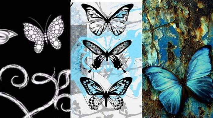 Лет, красивые картинки тройные