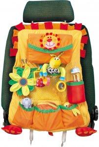 Сетка-органайзер для детских мелочей Babymoov (Бэйбимув) Фото: 0.