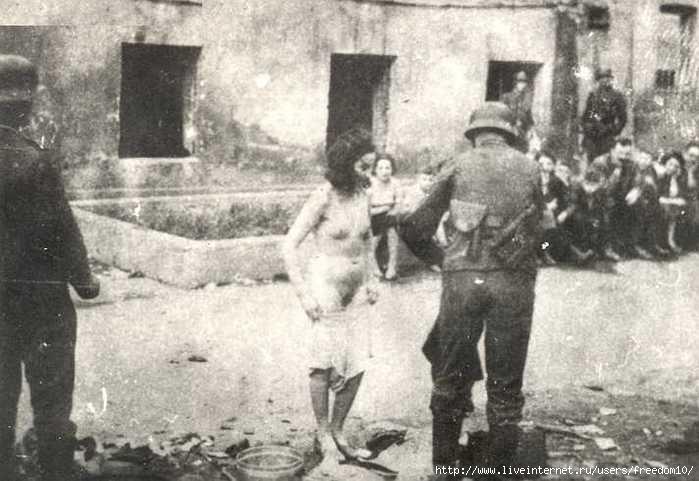 Секс в фашистких концлагерях