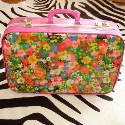декупаж чемодан - Выкройки одежды для детей и взрослых.