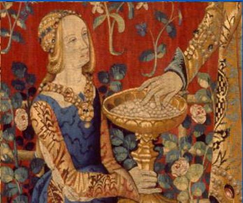 The_Lady_and_the_Unicorn_Taste_det2 (500x417, 89Kb)
