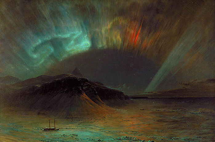 Frederic_Edwin_Church_Aurora_Borealis1865 Smithsonian American Art Museum, Washington, DC. (700x464, 67Kb)