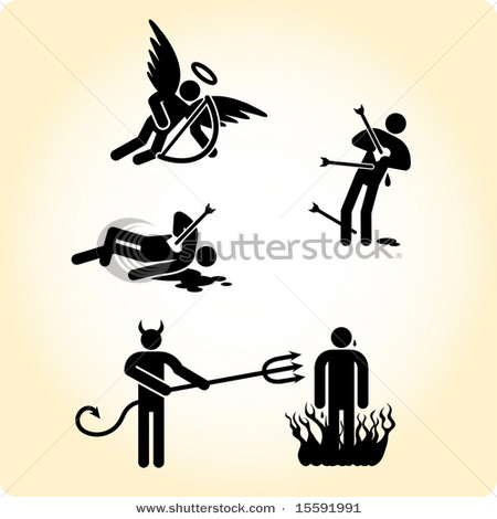 stock-vector-cupid-angel-and-simple-devil-at-work-victim-of-love-and-sinner-doom-concept-15591991 (450x470, 43Kb)