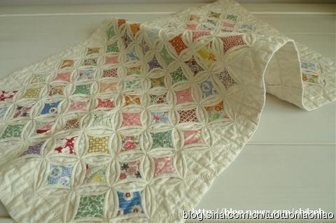 Одеяло из лоскутков своими руками фото - Поделки