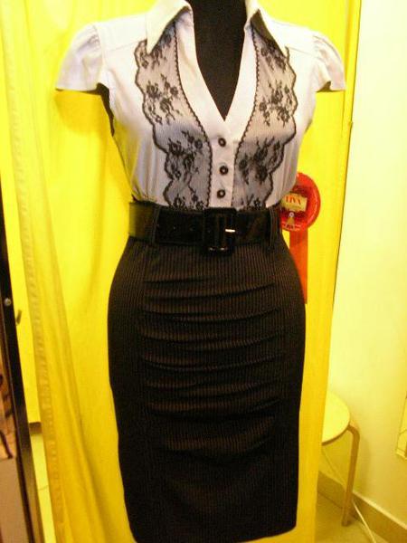 Платье Silviya 280 грн Коктельное платье из трикотажа прилегающего.
