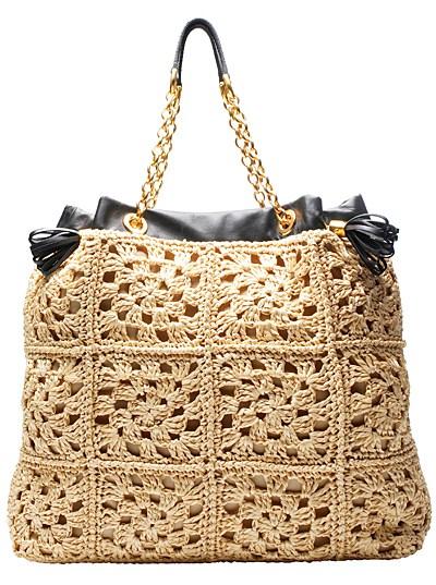 Estremamente Borse senza schema - Bags without patterns | DODA CROCHET SO99