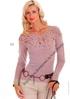 Нарядное платье на кокетке крючком Вязание спицами и крючком для.