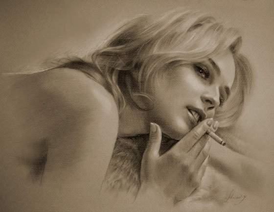 Классные рисунки карандашом Фотографии и картинки.