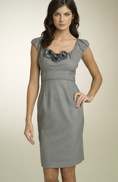 Офисные платья - это подборка деловых, стильных платьев для работы в...