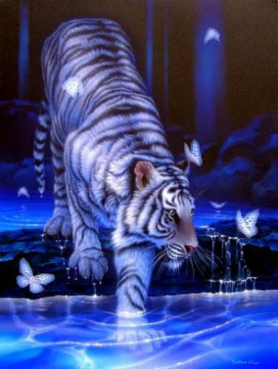 4029600_26018_White_Tiger_and_Butterflys (391x520, 45Kb)