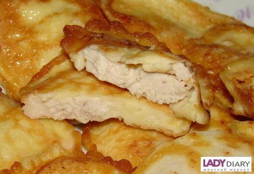 филе Рецепт куриного отбивные из