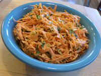 4278666_2540704233_27b6d080cc_Carrot_salad_with_parsley__lemon_soaked_golden_raisins_L_jpg_ (200x150, 66Kb)