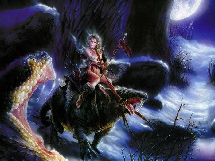 История Змея Горыныча убедительно показала - чем ты головастей, тем...