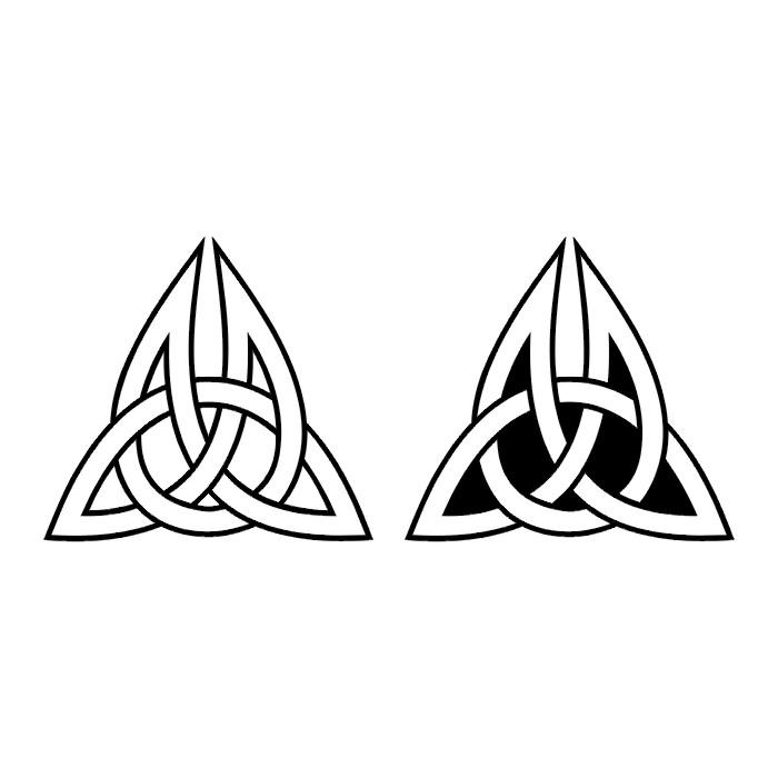 Эскизы кельтского узора картинки