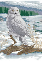 Dimensions 03861 The Stately Snowy Owl (139x200, 18Kb)