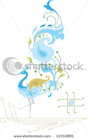 stock-vector-peacock-ornamental-design-12310891 (297x470, 39Kb)