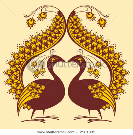 stock-vector-abstract-ornament-bird-peacock-clip-art-2581031 (450x457, 108Kb)