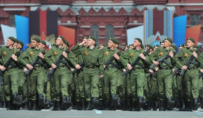 Форма сухопутных войск россии