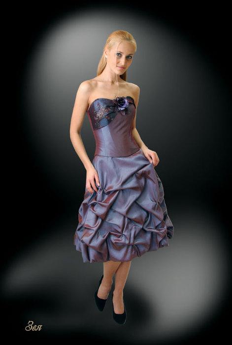 Вечернее платье Зея - каталог вечерних платьев.