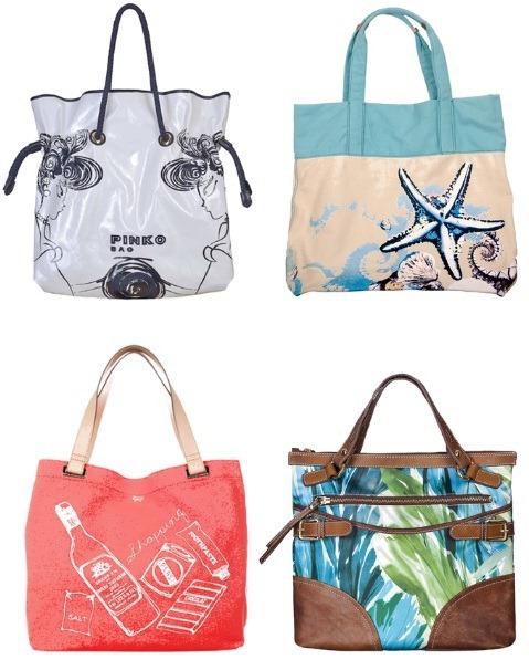 Летние сумочки! очень яркие и позитивные!