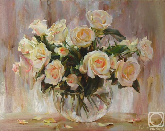 Фото букет 23 розы