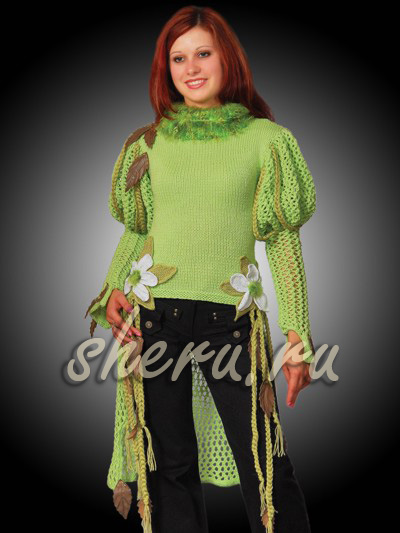 Фото детских платьев из органзы