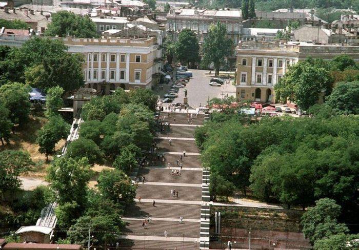 Отдых в Одессе, достопримечательности.