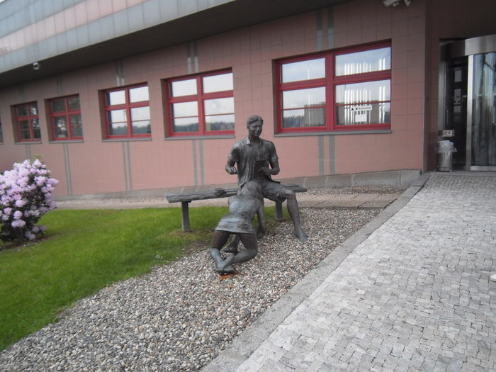 Памятник Минетчице