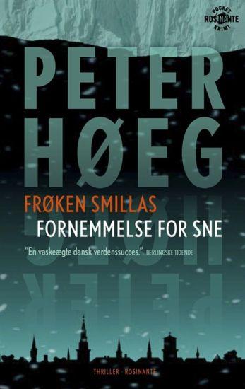 Фрекен смилла и её чувство снега (скачать fb2, читать) — хёг питер.