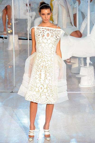 Лучшие платья для выпускного вечера 2012.