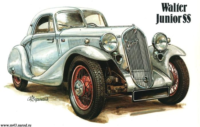 26 liveinternet - Dessin de voiture ancienne ...