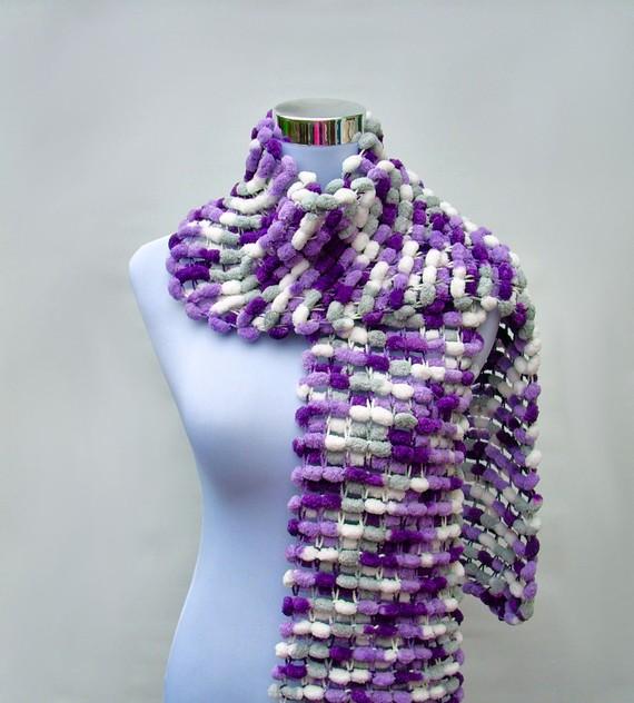 4114762_Pom_Pom_wool_scarf_purple_5 (570x632, 73Kb)