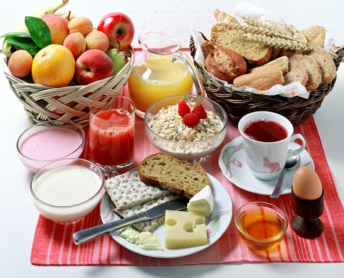 Что подать на завтрак
