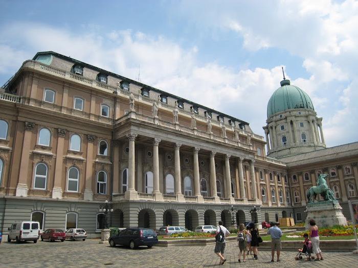 Королевский Дворец - Будапешт 71902