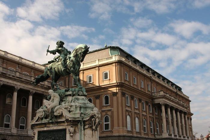 Королевский Дворец - Будапешт 51417