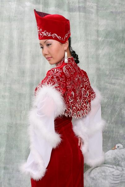 9325b24a779 Казахский орнамент. Национальная одежда.. Обсуждение на LiveInternet ...
