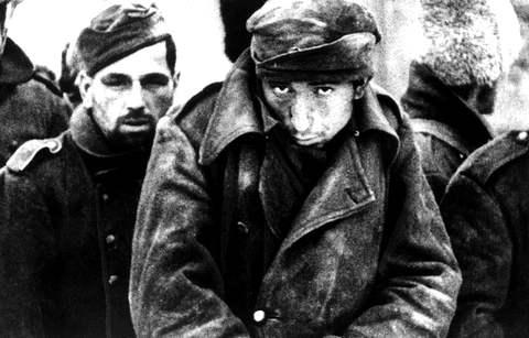 фото немцы в сталинграде