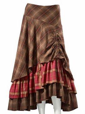 ...сами Как сшить юбку в пол Шьем юбку Юбка Юбка в пол Юбка макси 25010.