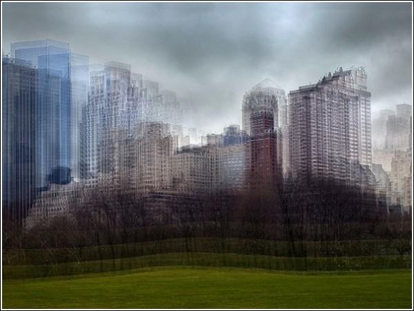 Город сквозь сон. 2 (600x451, 63Kb)