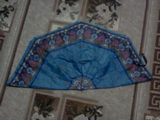 Как сшить сумку с зонтиками 7