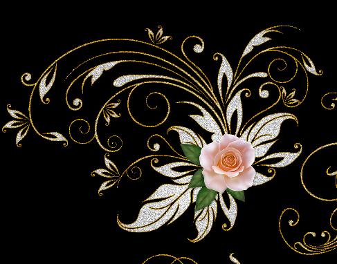 узоры картинки с цветами